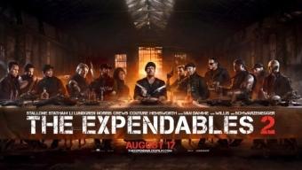 Un nouveau poster christique pour Expendables 2