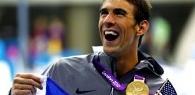 Michael Phelps, du bassin au cinéma il n'y a qu'un pas