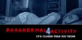 Paranormal Activity 4 : deux trailers et une affiche officielle