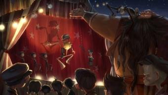 Quelques nouvelles du Pinocchio de Guillermo Del Toro