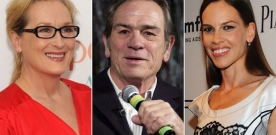 Tommy Lee Jones s'offre Meryl Streep et Hilary Swank