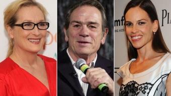 Tommy Lee Jones s'offre Meryl Streep et Hilary Swank