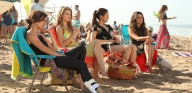 90210 Beverly Hills Nouvelle Génération Saison 5 Épisode 3 –  It's All Fun And Games
