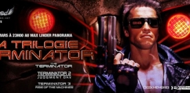 Nuit Terminator au Max Linder. He's back!