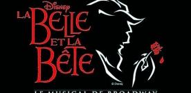 La Belle et la Bête, le musical à Paris en octobre !