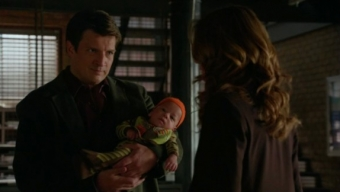 Castle Saison 6 Episode 10 – The Good, The Bad and The Baby