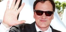 Cannes 2014 : Quentin Tarantino à la plage !