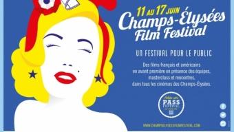 3ème Champs-Elysées Film Festival du 11 au 17 juin