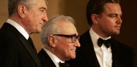 Scorsese réunit De Niro, Di Caprio et Brad Pitt !