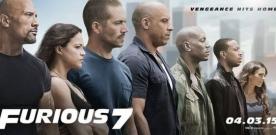 Bande-annonce, affiche et photos de Fast & Furious 7