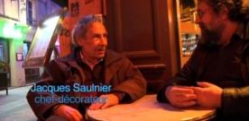 Décès du grand chef décorateur Jacques Saulnier