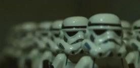Le teaser de Star Wars en version… Lego