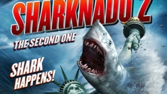 Test Blu-ray : Sharknado 2