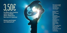 18ème édition du Festival cinéma Télérama