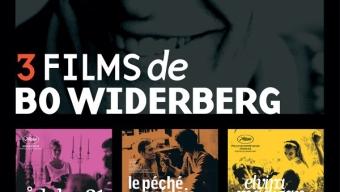 3 films de Bo Widerberg