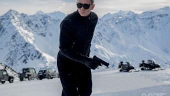 Premières images de SPECTRE, le nouveau Bond