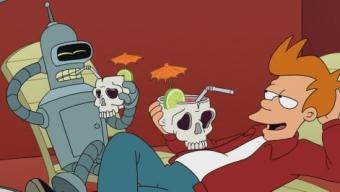 Test DVD : Futurama – Saison 8