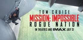 Mission impossible 5 : un titre, une affiche, un teaser