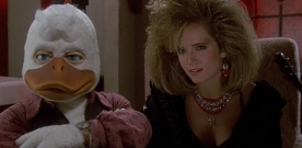 Test Blu-ray : Howard the duck