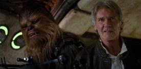 Star Wars teaser 2 : Chewie, on est à la maison