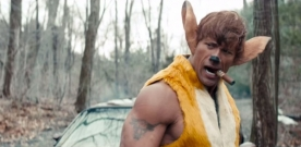 Dwayne Johnson est… Bambi with a vengeance !