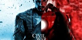 Captain America Civil War : c'est parti
