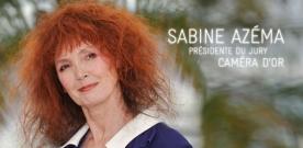 Cannes 2015 : Sabine Azéma présidente du Jury de la Caméra d'or