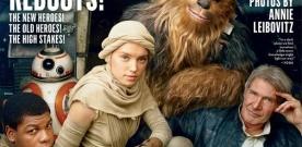The Empire Reboots : des photos de Star Wars 7 signées Annie Leibovitz