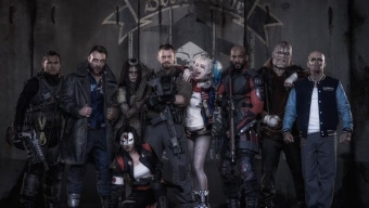 Première photo du Suicide Squad en costumes