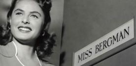 Cycle Ingrid Bergman à la Cinémathèque Française