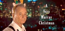 Un Joyeux Noël avec Bill Murray !