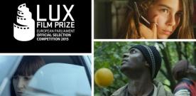 Les trois finalistes du Prix Lux 2015