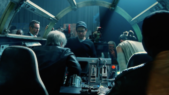 Comic-Con 2015 : images du tournage de Star Wars VII