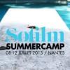 1er So Film Summer Camp du 8 au 12 juillet 2015