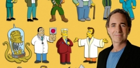 Harry Shearer reste chez les Simpsons