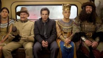 Test Blu-ray : La nuit au musée – Le secret des pharaons