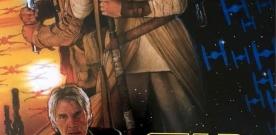 Première affiche de Star Wars le réveil de la Force