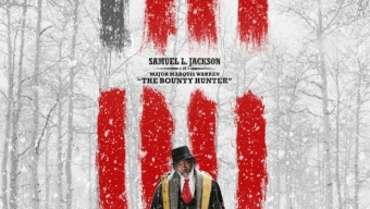 Hateful Eight : affiches personnages