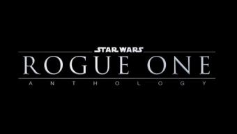 Première photo de Star Wars Anthology Rogue One