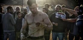 1ère photo de Matt Damon dans le nouveau Bourne