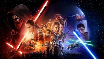 L'affiche officielle de Star Wars : Le Réveil de la Force !