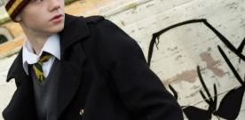 Entretien avec l'acteur Thomas Brodie Sangster 3/3 (Death of a superhero)
