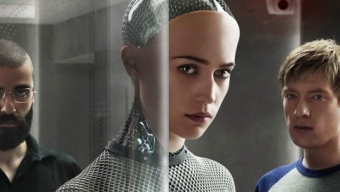 Test Blu-ray : Ex machina