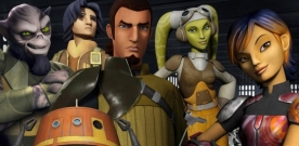 Test DVD : Star Wars Rebels – L'intégrale de la saison 1
