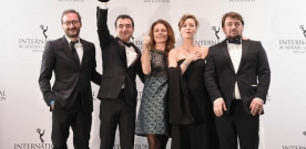 Engrenages primé aux Emmys internationaux