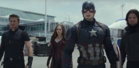 1ère bande-annonce : Captain America Civil War VOST et VF