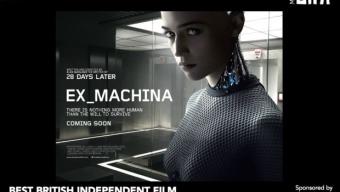 Ex Machina primé aux British Independent Film Awards