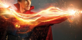 Premières images de Benedict Cumberbatch en Dr Strange