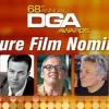 Directors Guild Awards 2016 : les nominations