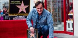 Quentin Tarantino a son étoile sur Hollywood Blvd